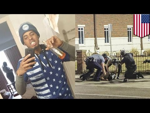 Ferguson police shootings: 20-yr-old Missouri man arrested in shooting of 2 St. Louis County cops