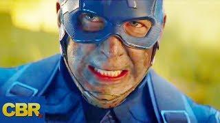 Captain America Won't Sacrifice Himself In Avengers: Endgame