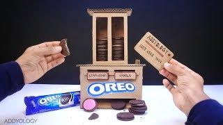 How To Make Awesome OREO Vending Machine