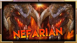Hearthstone | Best Nefarian Moments