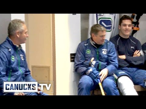 Bo Horvat: An NHL Dream Realized
