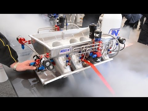 Nitrous Express 3000hp direct port system