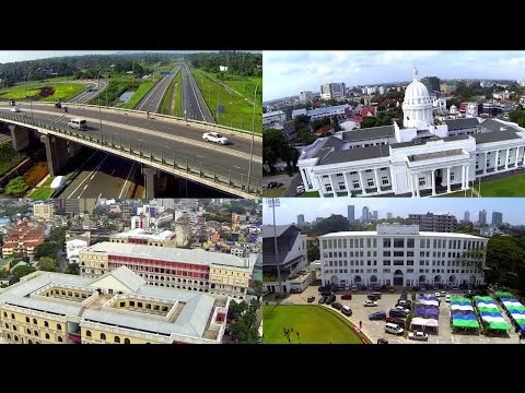 COLOMBO - Beautiful City of Asia