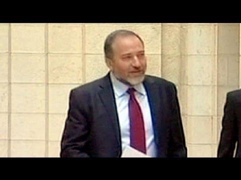 Empieza el juicio contra el exministro de Asuntos Exteriores Avigdor Lieberman