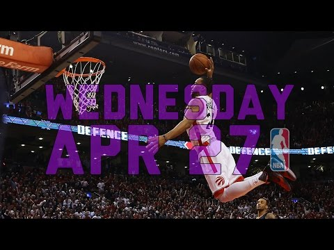 NBA Daily Show: Apr. 27 - The Starters