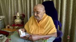 GuruhariDarshan 27 Feb 2015 - Pramukh Swami Maharaj