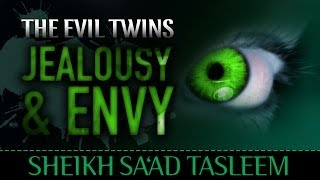 The Evil Twins : Jealousy & Envy? Must Watch ? by Sheikh Saad Tasleem ? TDR Production