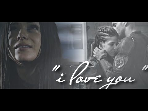Lincoln and Octavia | i love you