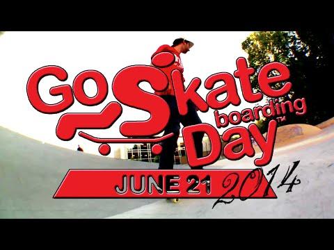 GO SKATEBOARDING DAY 2014 - KANATA RICHCRAFT SKATEPLAZA :: OTTAWA, CANADA