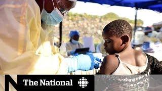 WHO declares Congo Ebola outbreak international emergency