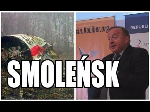 PILNE! Stanisław Michalkiewicz O Graniu KATASTROFĄ SMOLEŃSKĄ...