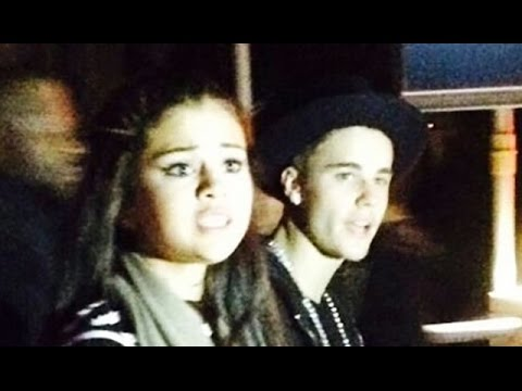 Justin Bieber & Selena Gomez Spotted On Secret Date
