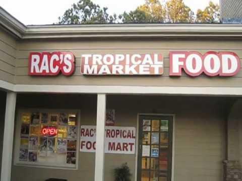 Rac's Tropical Food Market | Kennesaw African Food | Acworth Tropical Food