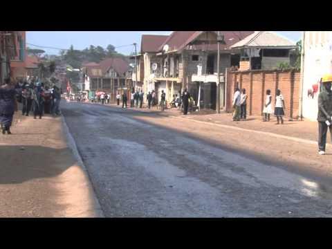 Sud-Kivu (RD Congo):Reportage Route Hypodrome