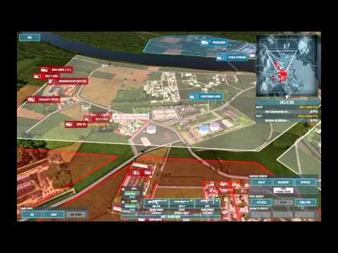 Wargame Airland Battle : ZHUKOV-2 - Day 1 - Part 2
