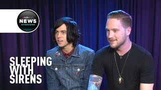 Sleeping With Sirens on Their New Album