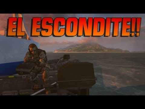 EL ESCONDITE!! Con Alex, Sara, Chiguau y Out - Black Ops 2