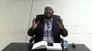 Memmamar - Be-Jibril Hadith (6) Sh. Jemal Beshir Ahmed