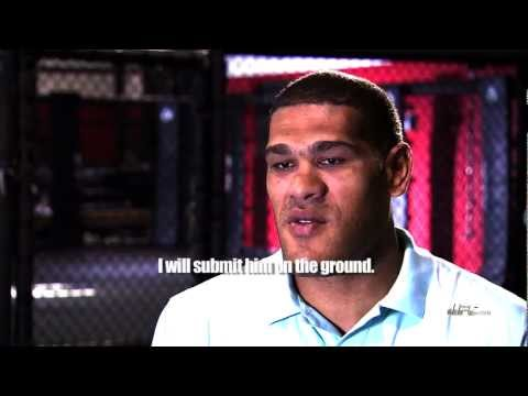 UFC 146: Antonio &#039;Bigfoot&#039; Silva Pre Fight Interview