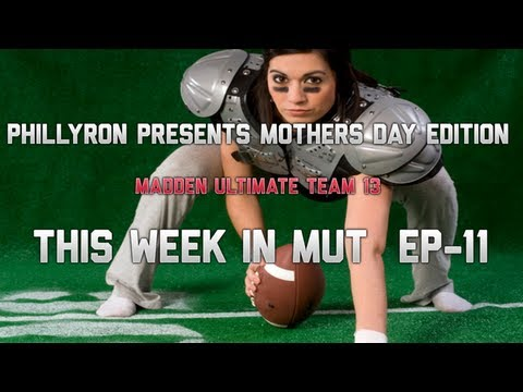 MUTtips This Week in Madden Ultimate Team Ep 11 - Madden Ultimate Team Tips WR Collection