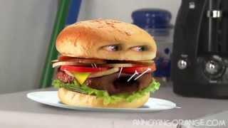 Otravný Pomeranč - Monstr Burger! - Fénix ProDabing