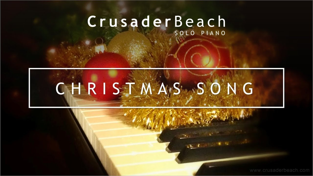 christmas piano wallpaper - photo #1
