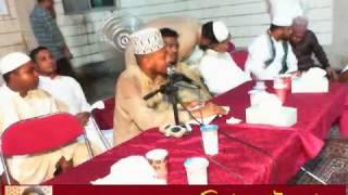 amir hamza funny waz mahfil video 2016
