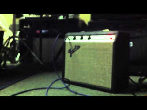 Fender Johnny Marr Jaguar Demo