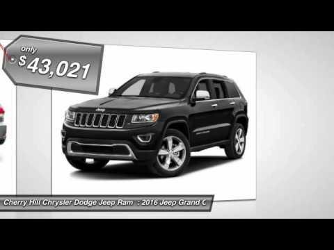 2016 Jeep Grand Cherokee Cherry Hill NJ 303650A