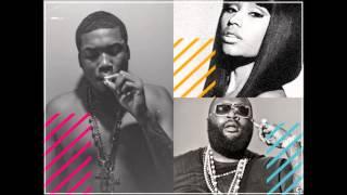 Meek Mill X Nicki Minaj X Rick Ross Type Beat 34 On That 34