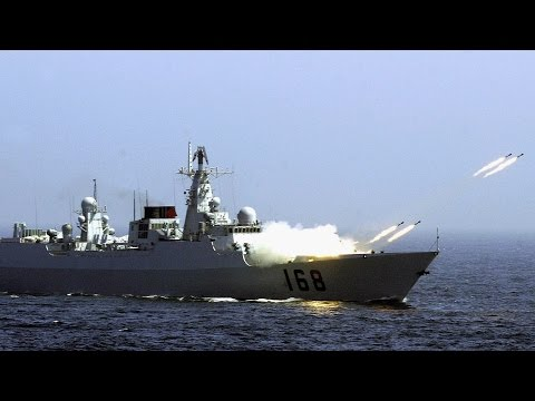 Chinese Navy Frigate Tests Japan's Waters | China Uncensored