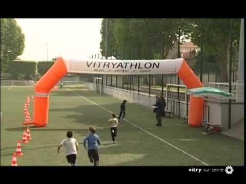 Vitryathlon 2012 : le sport à plein régime