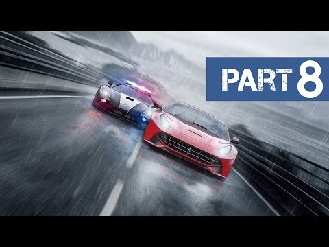 Need for Speed Rivals Gameplay Walkthrough Part 8 - Let's Play (Xbox 360/PS3/PC)