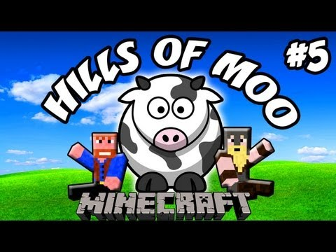 Minecraft: Hills of Moo | Ep.5, Dumb and Dumber