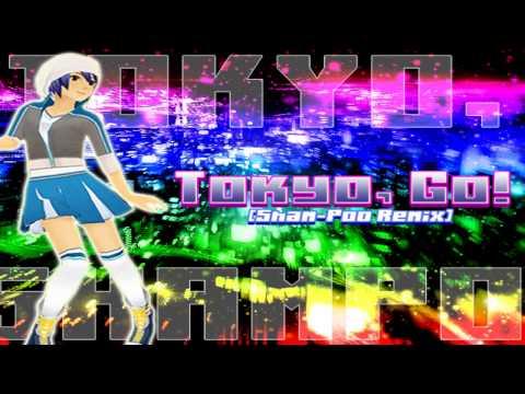 Tokyo,go! - John robinson (Sham-Poo Remix)