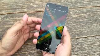 Xiaomi Mi5 First look from the launch event in India