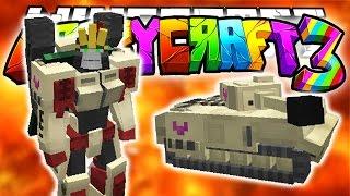 Minecraft Crazy Craft 3.0: Tank Transformer? (Transformer Mod) #62