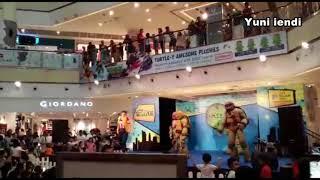 TMNT (teenage mutant Ninja turtles) live at Singapore (1080HD),Nokia 3