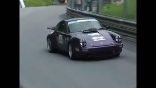 Porsche 911 accident