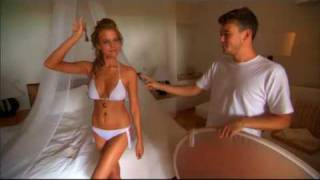 Kim Cloutier In Mexico 2009 Sports Illustrated Swimsuit Video SI com