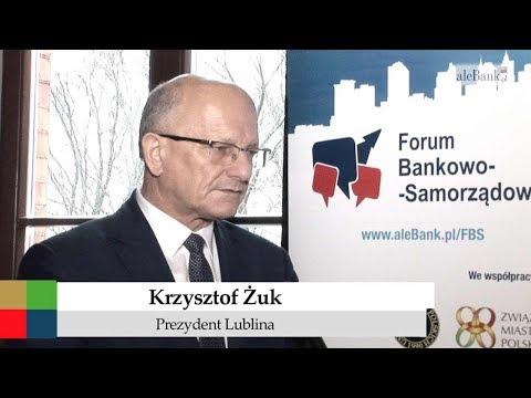 Krzysztof Żuk: Ceny Usług Publicznych W Lublinie Nie Wzrosną Przez Drożejący Prąd