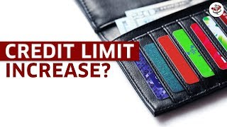 Why A Credit Card Limit Increase Will BOOST YOUR CREDIT SCORE