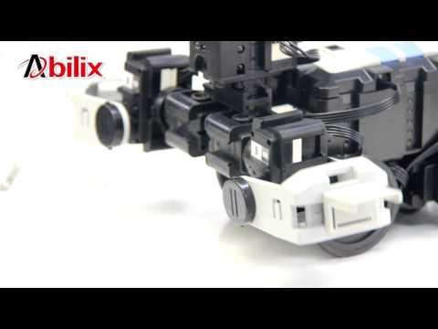 Abilix  Leg-Wheel Car