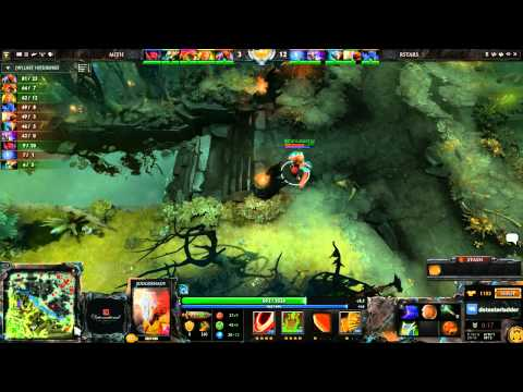 The International 3 East Quali  Group B  RStars vs MiTHTrust game 2