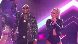 Flo Rida -  Wild Ones ft. Macy Kate [Dick Clark's New Year's Rockin' Eve 2017]
