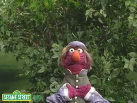 Sesame Street: Romeo and Alphabet with Telly