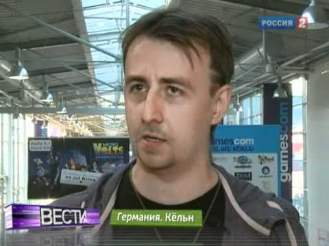 Gamescom и NAVI на РОССИЯ 2
