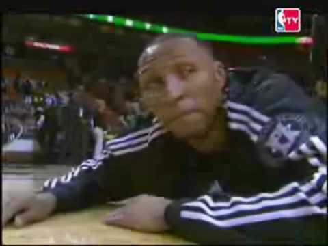 NBA Trade: Shawn Marion and Marcus Banks for Jermaine O'Neal and Jamario Moon Video