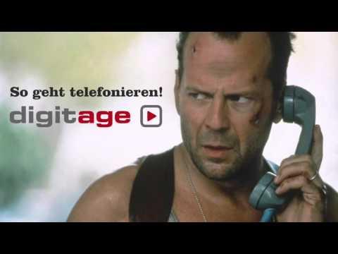 Digitage - Global Car Trading AG - Warteschleife Bruce Willis