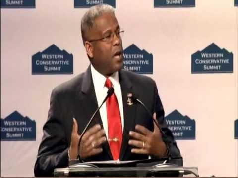 Allen West - Western Conservative Summit 2013